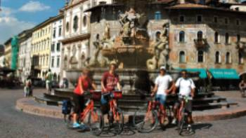 Bolzano to Venice cycle, Italy | Sue Badyari