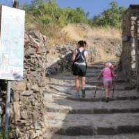 On the trail, Cinque Terre | Philip Wyndham
