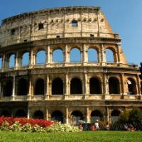 The remains of Rome's Colosseum, Italy | Sue Badyari