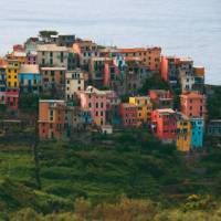 The village of Corniglia is the perfect base for exploring the Cinque Terre   Rachel Imber