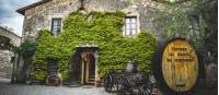 Hotel near San Gimignano on the Via Francigena |  <i>Tim Charody</i>