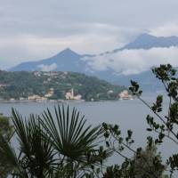 View over Lake Como during the walk | Jaclyn Lofts