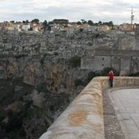 Viewpoint of Matera and the Sassi cave dwellings   Ross Baker