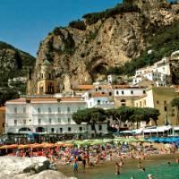 Mountains meet the sea, walking tour of the Amalfi Coast, Italy   Sue Badyari