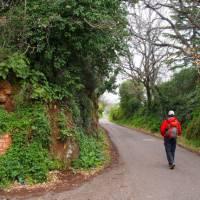 Walking along the Via Francigena near Viterbo | Brad Atwal