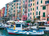 The fishing village of Portovenere, Italy |  <i>Rachel Imber</i>
