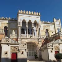 Moorish style building on the Puglian Coast   Kate Baker