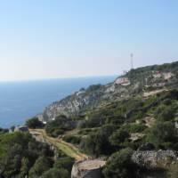 The Puglian coast | Kate Baker