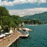 Scenery on the Bolzano to Venice cycle | Sue Badyari