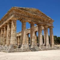 Segesta Greek Temple, Sicily