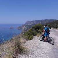 Classic views of the Tuscan coastline
