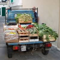 Grocery deliveries Puglia   Ross Baker