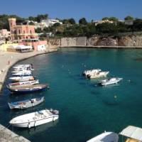 A port on the Adriatic Coast, Puglia   Kate Baker