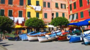 Cinque Terre, Italy | Krystal Chronis