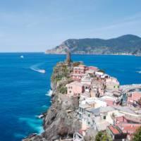 Coastal town of Vernazza, Cinque Terre   Rachel Imber