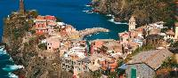 The stunning village of Vernazza in the Cinque Terre | Rachel Imber