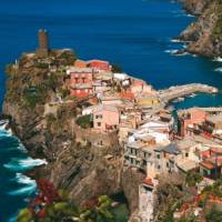 The stunning village of Vernazza in the Cinque Terre   Rachel Imber