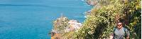 Walkers heading to Corniglia from Vernazza, Cinque Terre |  <i>Rachel Imber</i>