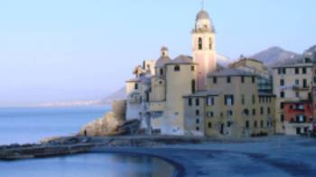 Camogli, the starting point of our coastal walk along Liguria
