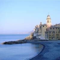 Camogli, the starting point of our coastal walk along Liguria
