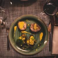 rabbit and wild boar plate Tuscany | Tim Charody