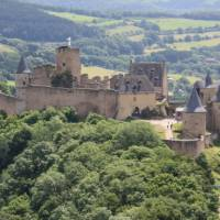 Luxembourg is home to some of the finest castles in Europe