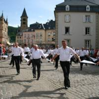 Luxembourg's Dancing Procession in Mullerthal