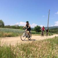Cycling to Meteora from Macedonia