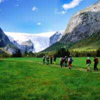 Norway is one of the most beautiful places for walking in all of Europe   Anders Gjengedal