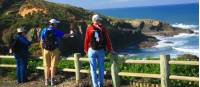 Hikers in Portugal enjoying the views along the Rota Vicentina |  <i>John Millen</i>