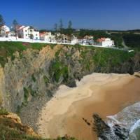 The white village of Zambujeira do Mar along the Rota Vicentina   John Millen
