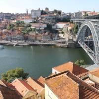 Porto harbour in Portugal   Jaclyn Lofts