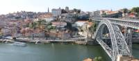 Porto harbour in Portugal | Jaclyn Lofts