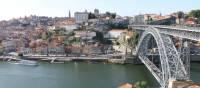 Porto harbour in Portugal | Jaclyn Lofts