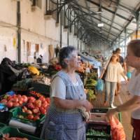 Market Day in Lisbon | Jaclyn Lofts