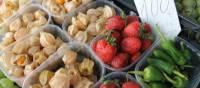 Market stall in Portugal | Jaclyn Lofts