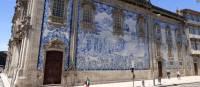 The beautiful Capela Das Almas chapel near Porto train station | Pat Rochon