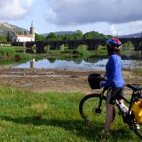 Self guided cycle trips allow you to stop when you want to enjoy the view   Pat Rochon