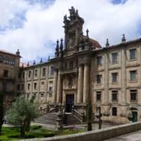 San Martino Pinario Convent in Gelmirez Palace Square, Santiago de Compostela   Pat Rochon
