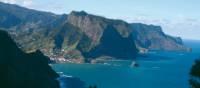 The stunning town of Porta Cruz, Madeira | Janet Oldham