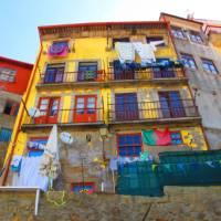 Discover the vibrant colours of Porto   Krystal Chronis