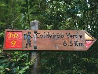 Sign post on the island of Madeira |  <i>Janet Oldham</i>