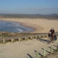 Explore quieter parts of the Algarve coast by bike