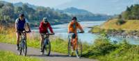 Explore Liechtenstein by bike on one of our Alpine Rhine cycle trips | Liechtenstein Marketing