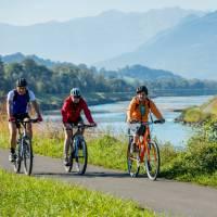 Explore Liechtenstein by bike on one of our Alpine Rhine cycle trips | Liechtenstein Marketing