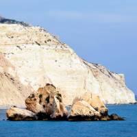 The Baths of Aphrodite is said to be Aphrodite's birthplace | F. Cappallari