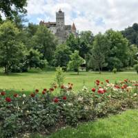 Bran castle, mythical home of Count Dracula in Transylvania | Kate Baker