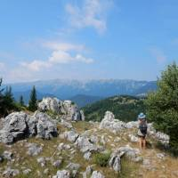 Pausing to reflect on the trail | Lilly Donkers