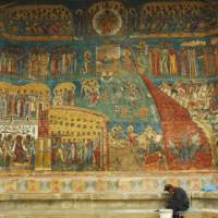 A visit to Voronet Monastery in southern Bukovina is a cultural highlight