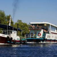 The Danube Delta in Romania offers a different perspective on European river cruising